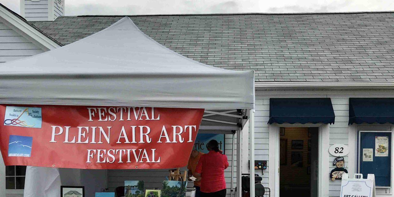 Plein-Air Festival and Art Sale 2019 / Festival Plein Air et vente d'art 2019