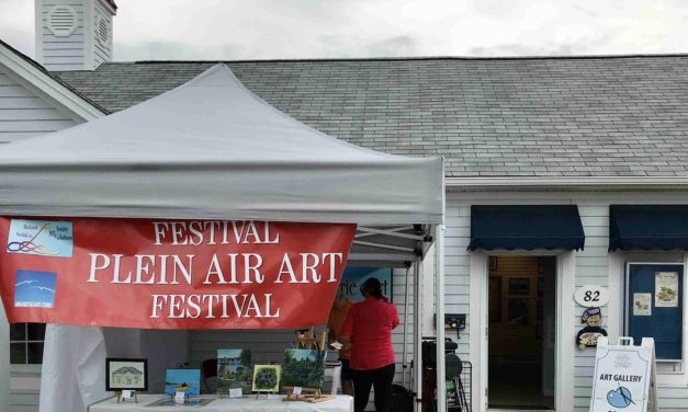 Plein-Air Festival and Art Sale 2019 / Festival Plein Air et vente d'art 2019