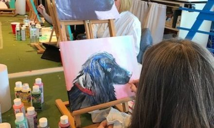Paint Your Pet Portrait#2