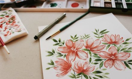 A few tips to keep your motivation up and create more ART